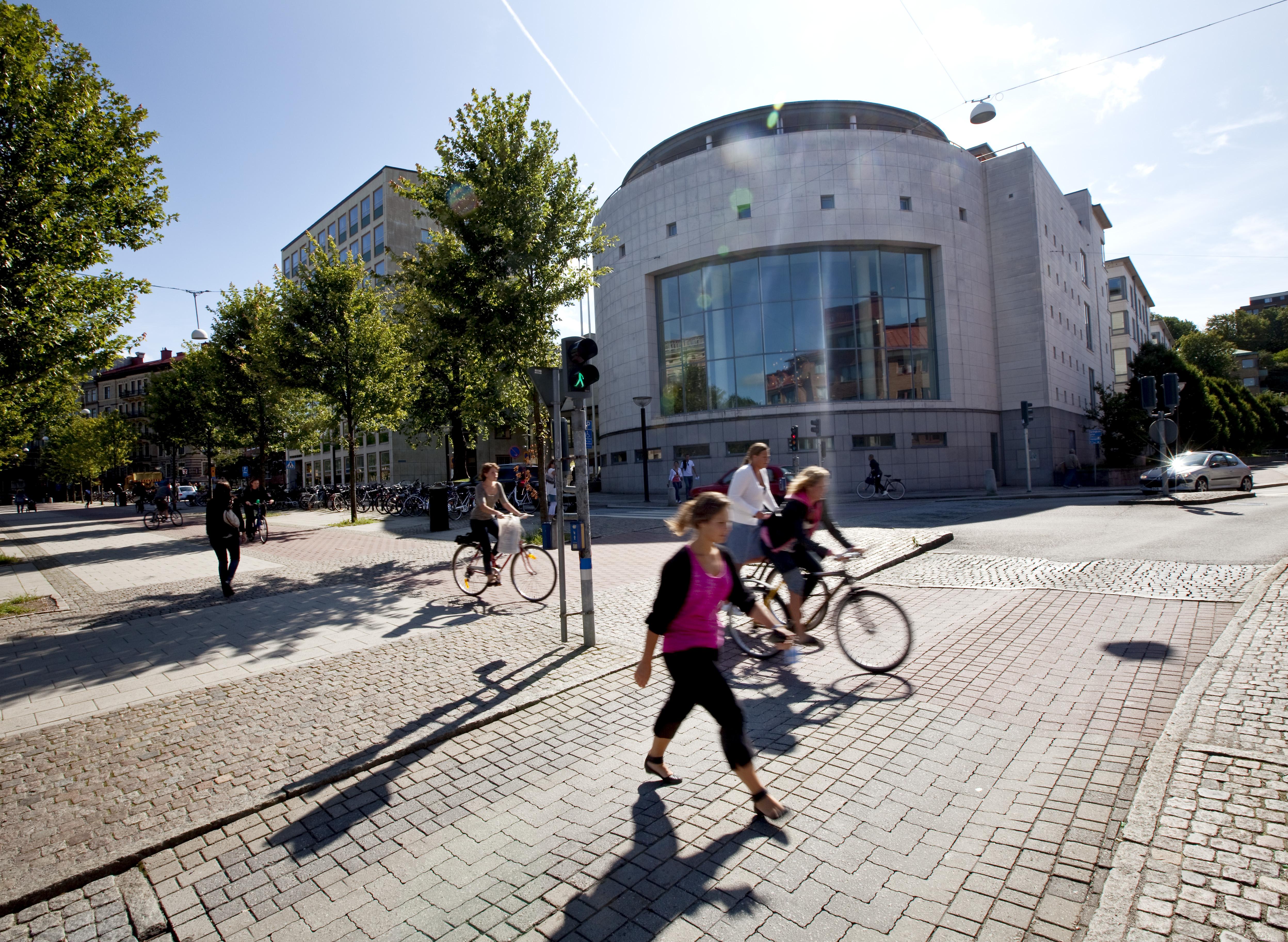 Handelshšgskolan vid Gšteborgs universitet